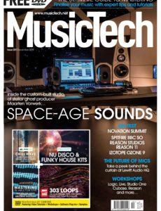 MusicTech – December 2019