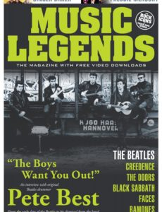 Music Legends – Issue 3 2019