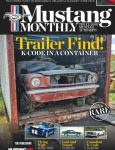 Mustang Monthly – December 2019