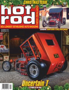 NZ Hot Rod – December 2019