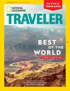 National Geographic Traveler USA – December 2019-January 2020