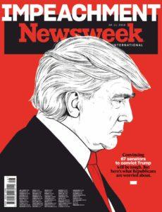 Newsweek International – 29 November 2019