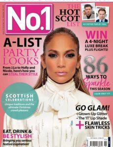 No 1 Magazine – November 21, 2019