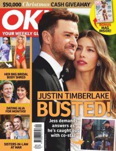 OK! Magazine Australia – December 09, 2019