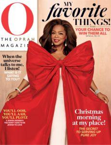 O, The Oprah Magazine – December 2019