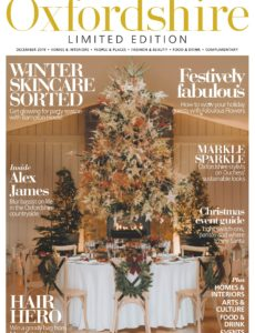 Oxfordshire Limited Edition – December 2019