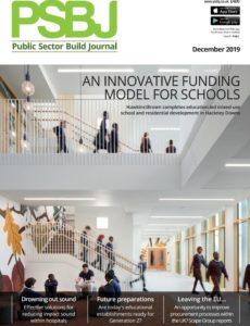 PSBJ Public Sector Building Journal – December 2019