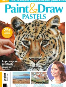 Paint & Draw  Pastels – First Edition 2019