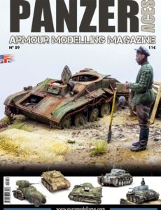 Panzer Aces – Issue 59 – September 2019