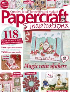 PaperCraft Inspirations – Christmas 2019