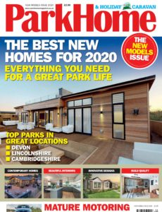 Park Home & Holiday Caravan – New Models Issue 2020