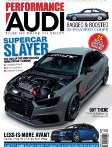 Performance Audi – Issue 59 – January 2020
