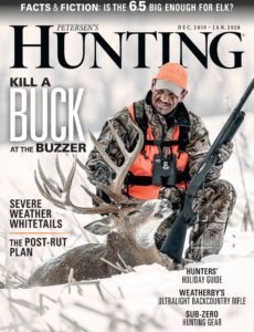 Petersen's Hunting – December 2019 – January 2020