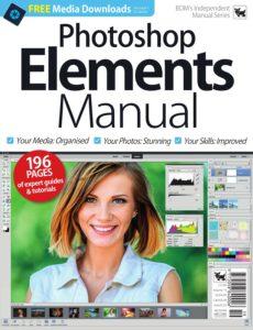 Photoshop Elements Manual – VOL 19, 2019