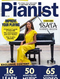 Pianist – Issue 210 – October-November 2019