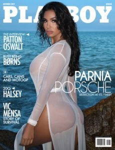 Playboy Africa – October 2017