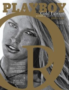 Playboy France – Aout-Septembre 2010