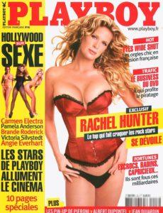 Playboy France – Mai 2004