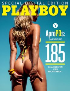 Playboy Germany Special Digital Edition – Apro POS 2017