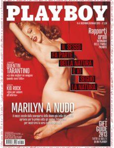 Playboy Italy – Dicembre 2012-Gennaio 2013