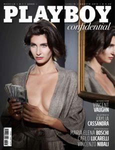 Playboy Italy – Luglio-Agosto 2015