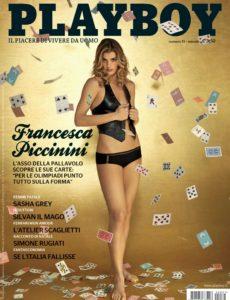 Playboy Italy – Dicembre 2011 – Gennaio 2012