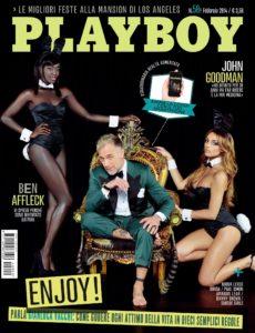 Playboy Italy – Febbraio 2014