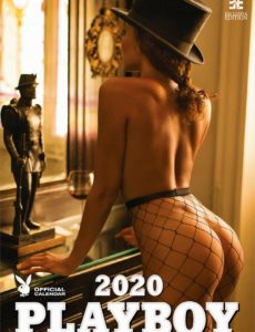 Playboy Official Calendar 2020