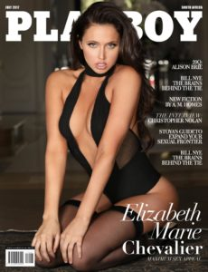 Playboy South Africa – July 2017