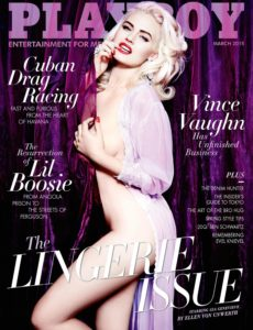 Playboy USA – March 2015