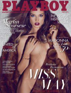 Playboy USA – May 2015