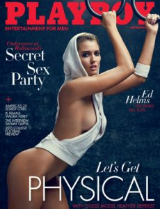 Playboy USA – September 2015