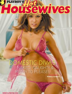 Playboy's Hot Housewives – May-June 2007
