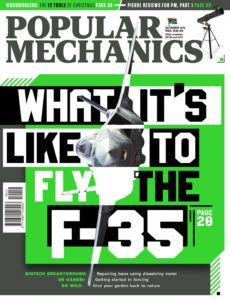 Popular Mechanics South Africa – December 2019