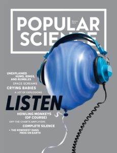 Popular Science USA – Winter 2019