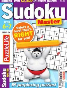 PuzzleLife Sudoku Master – November 2019
