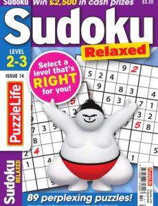 PuzzleLife Sudoku Relaxed – November 2019