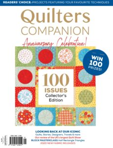 Quilters Companion – November 2019