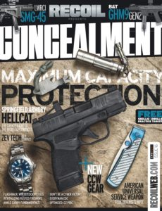 RECOIL Presents Concealment – November 2019