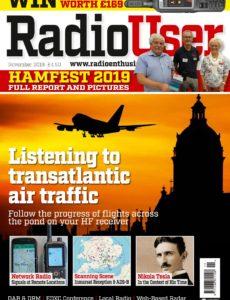 Radio User – November 2019