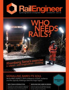 Rail Engineer – December 2019