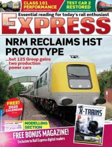 Rail Express – December 2019