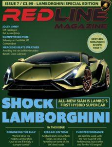 Redline Magazine – Issue 7 2019