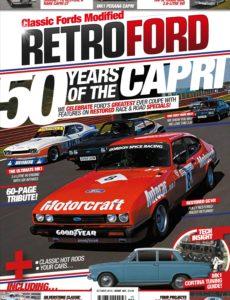 Retro Ford – October 2019