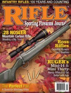 Rifle Magazine – January