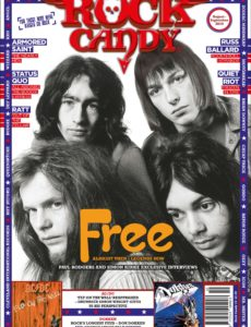 Rock Candy Magazine – Issue 15 – August-September 2019
