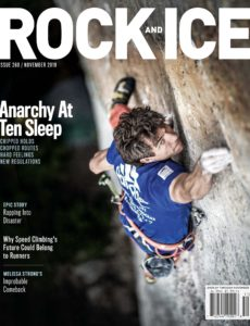 Rock and Ice – Issue 260 – November 2019