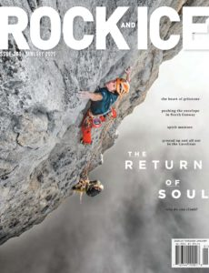 Rock and Ice – Issue 261 – December 2019 – January 2020