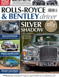Rolls-Royce & Bentley Driver – Issue 15 – January-February 2020