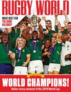 Rugby World – December 2019